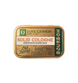 Duke Cannon Supply Co Solid Cologne Bourbon