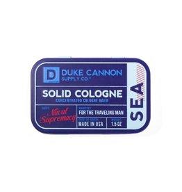 Duke Cannon Supply Co Solid Cologne Sea