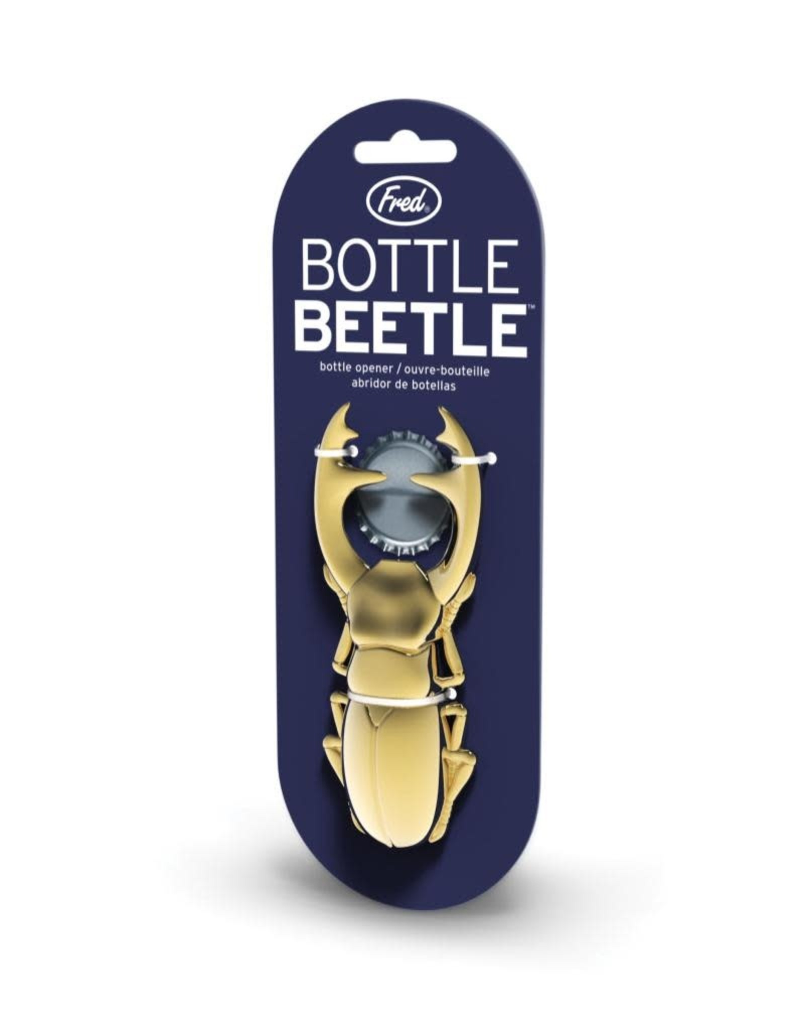 Fred Bottle Beetle Bottle Opener
