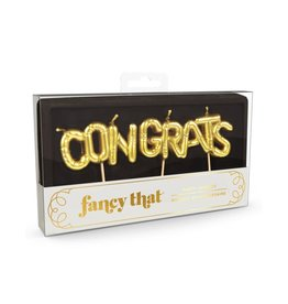 Fred Congrats Party Candles