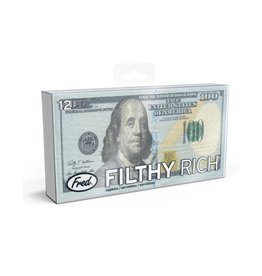 Fred Filthy Rich Napkins, 12