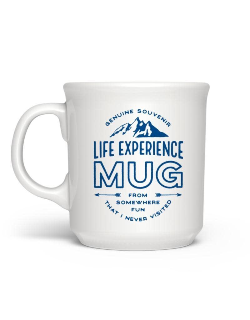 Fred Say Anything Mug Life Experience
