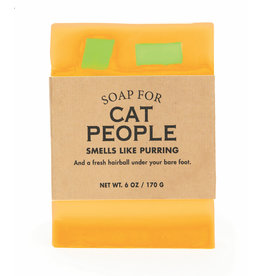 Whiskey River Soap Co. Cat People Soap 6 oz