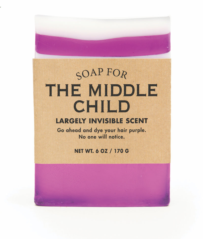 Whiskey River Soap Co. Middle Child Soap 6 oz