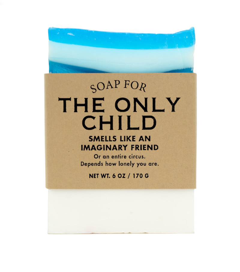 Whiskey River Soap Co. Only Child Soap 6 oz