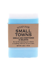 Whiskey River Soap Co. Small Town Soap 6 oz