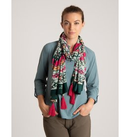 Sherpa Adventure Gear Kira Scarf Rathna Green