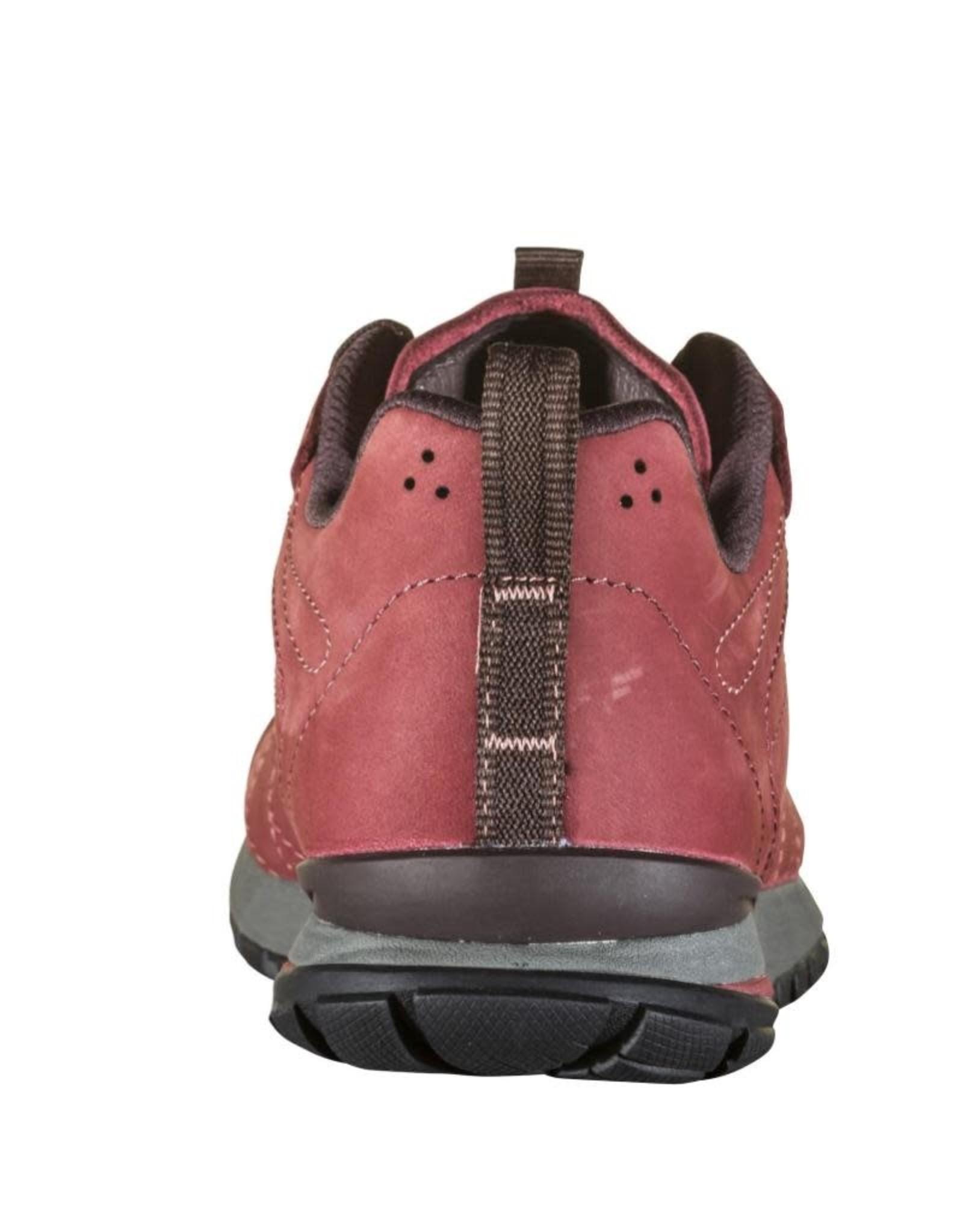 Oboz Women's Bozeman Low Leather