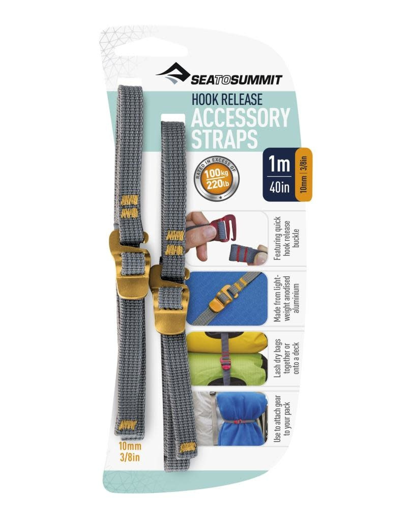 Sea To Summit Straps with Hook
