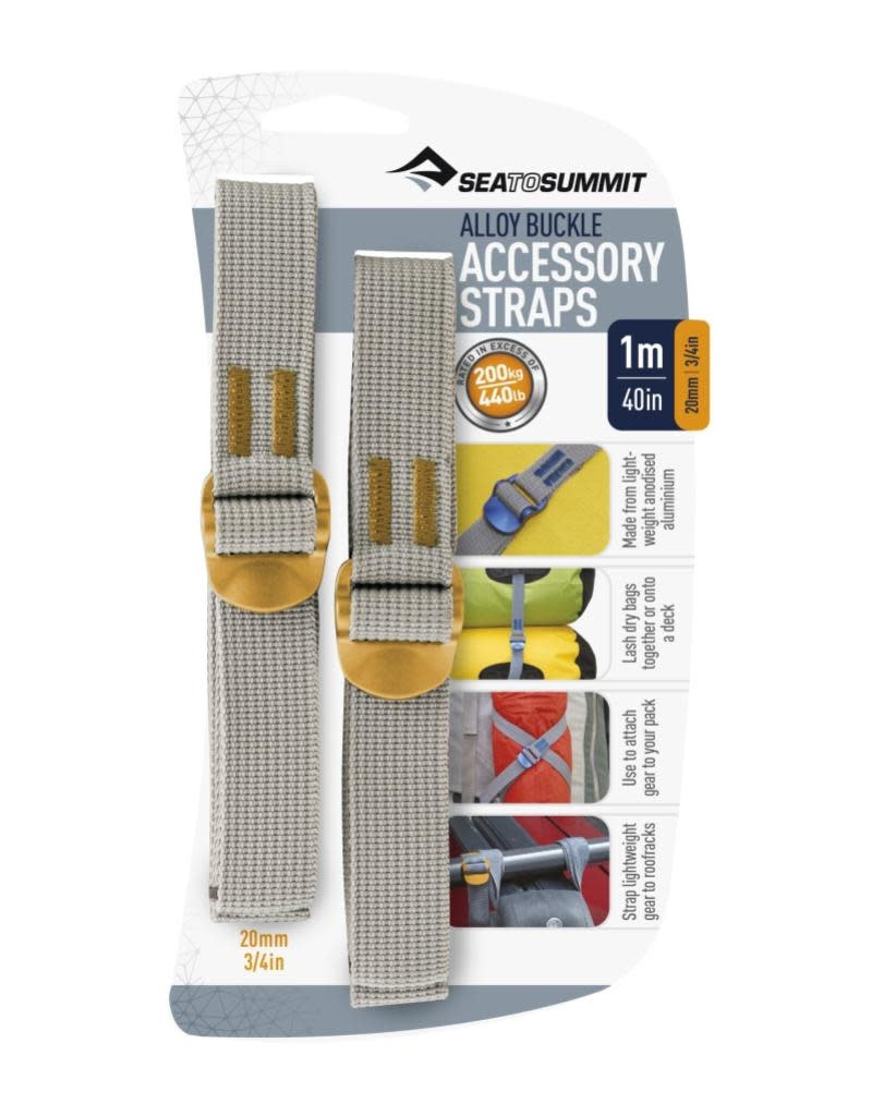 Sea To Summit Straps with Buckle