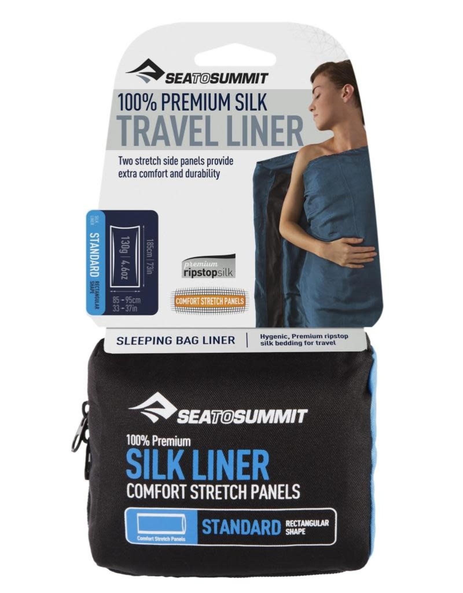 Silk Travel Liner