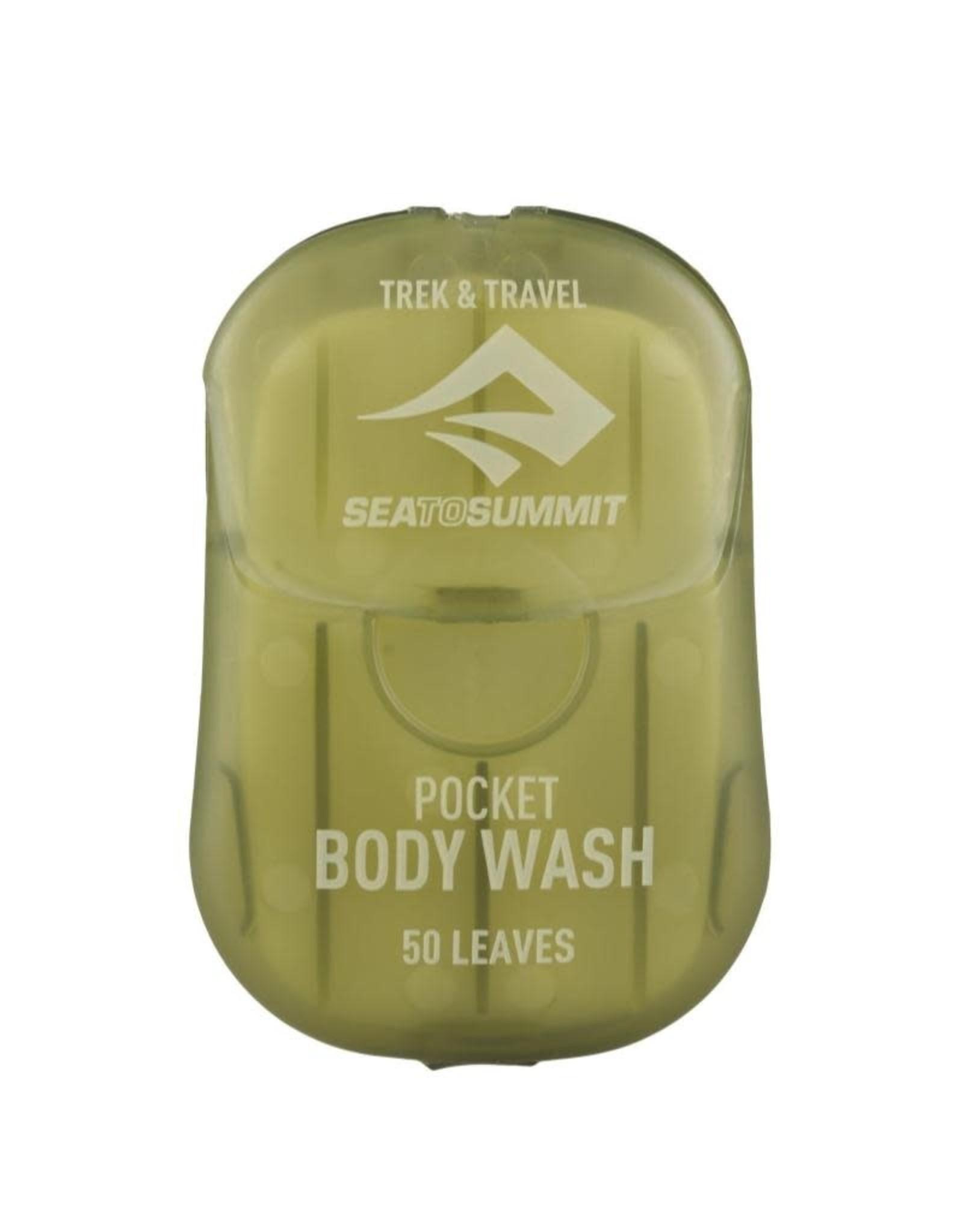 Pocket Body Wash