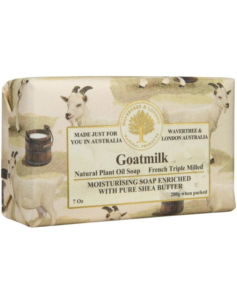 Wavertree & London Moisturizing Soap Goatmilk