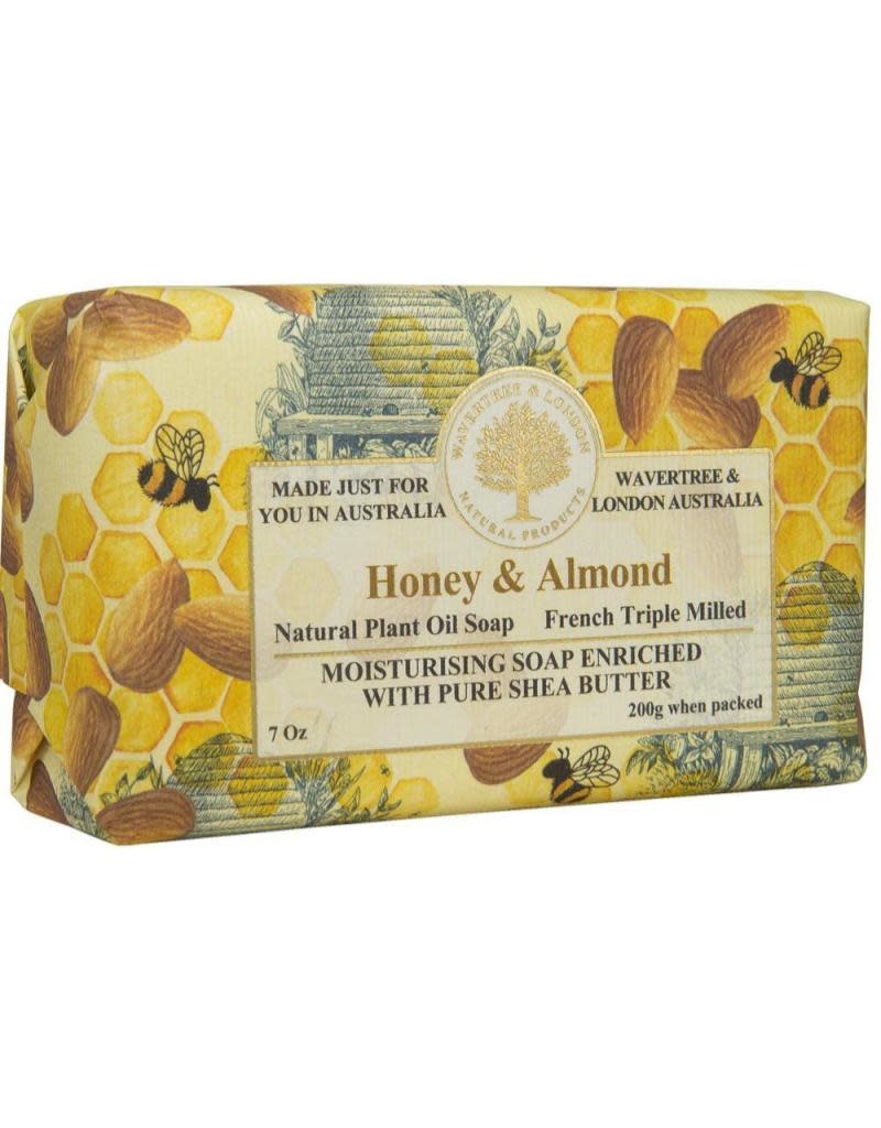 Wavertree & London Moisturizing Soap Honey & Almond