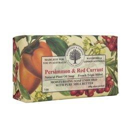 Wavertree & London Moisturizing Soap Persimmon & Red Currant