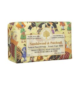 Wavertree & London Moisturizing Soap Sandalwood & Patchouli