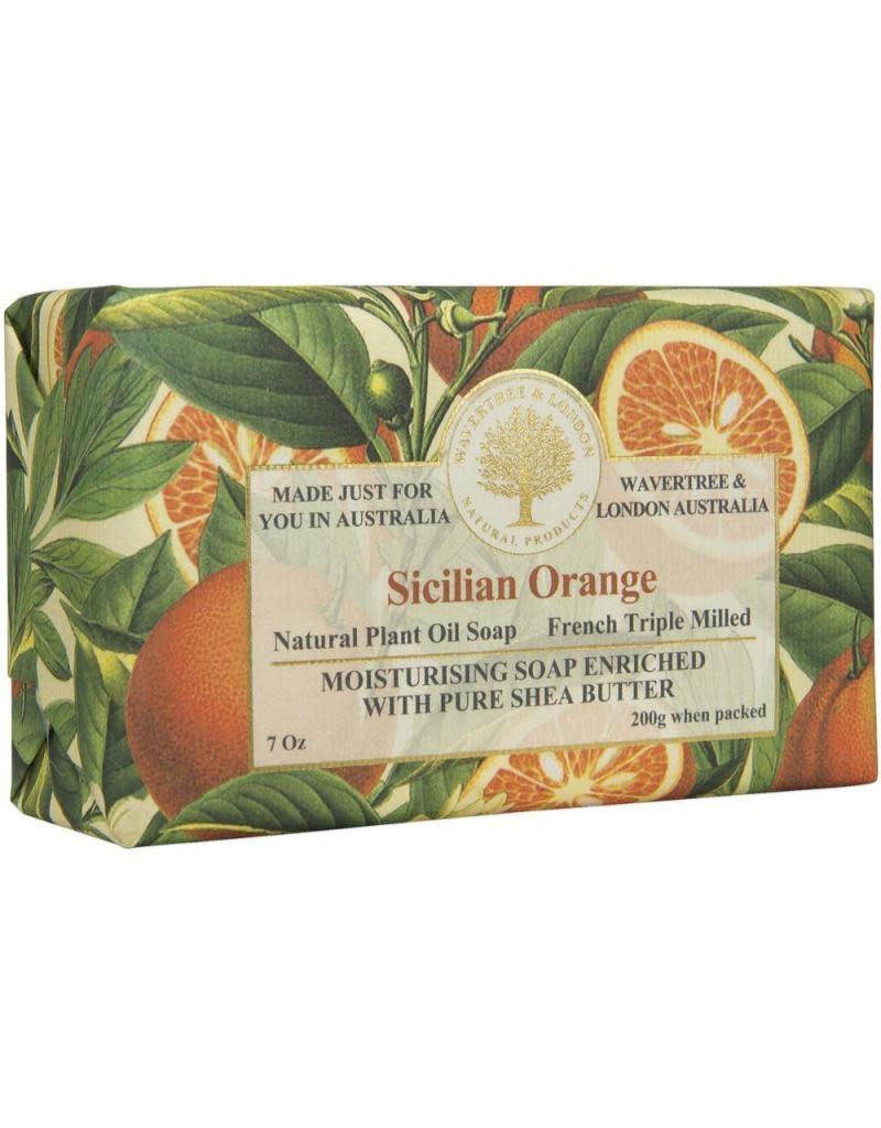 Wavertree & London Moisturizing Soap Sicilian Orange