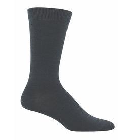 Socksmith Men's Charcoal Bamboo Socks