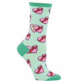 Socksmith Women's Mint Saved You Some Socks