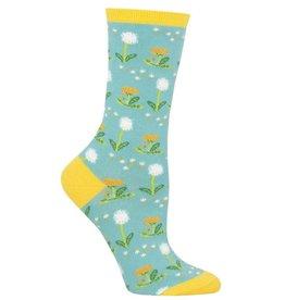 Socksmith Women's Sky Blue Wishes in the Wind Socks