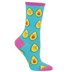 Socksmith Women's Teal You Guac My World Socks