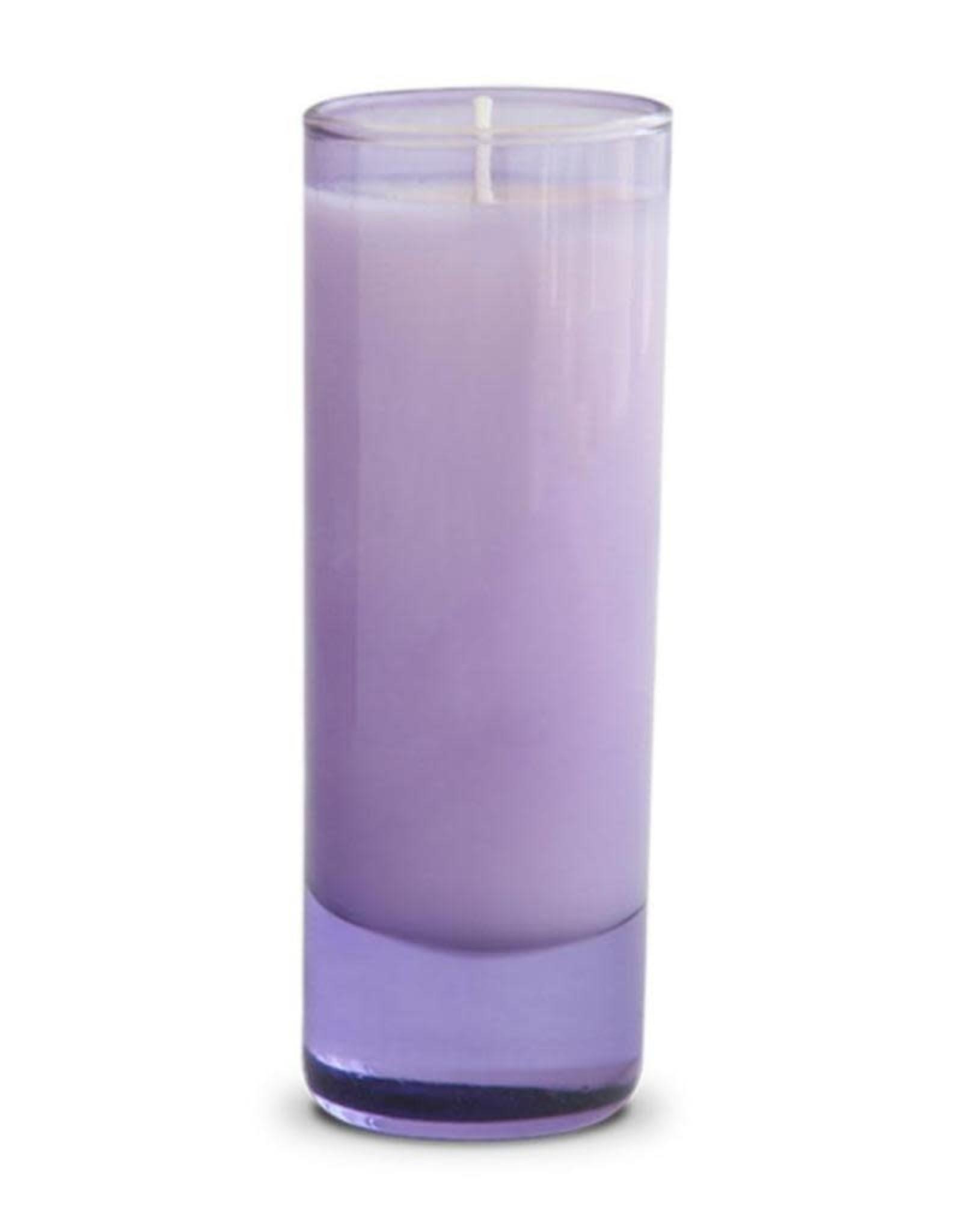 Mixture 2 oz Lavender Votive Candle