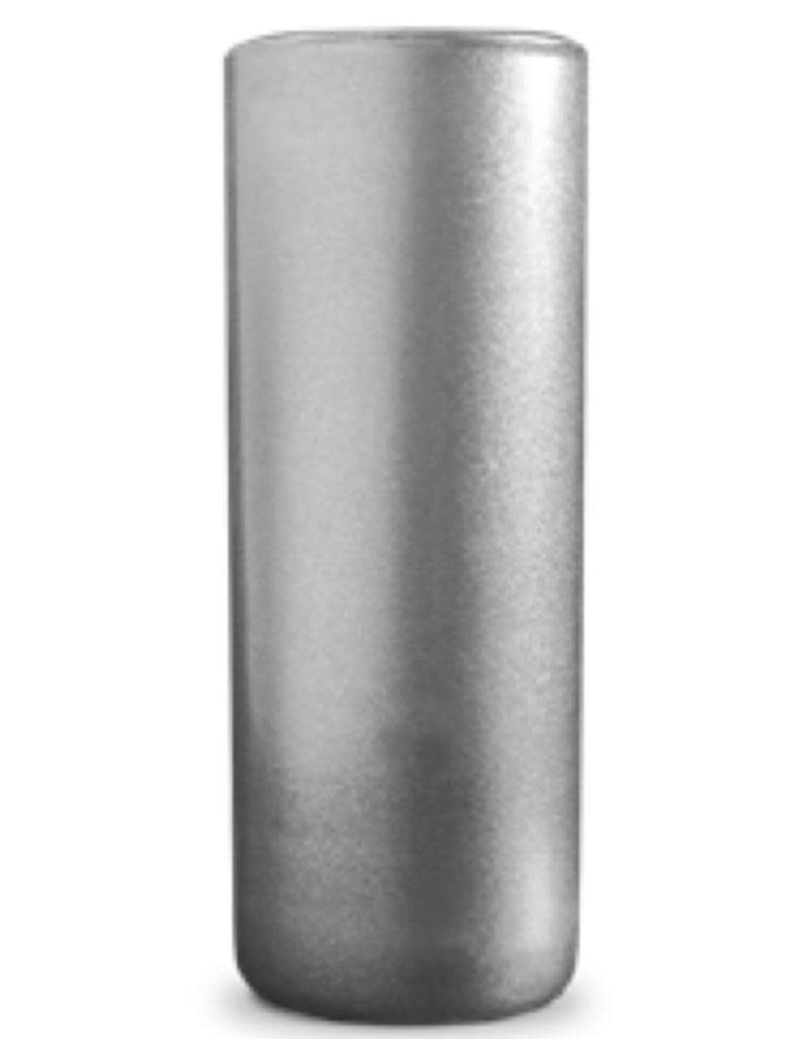 Mixture 2 oz Silver Votive Candle