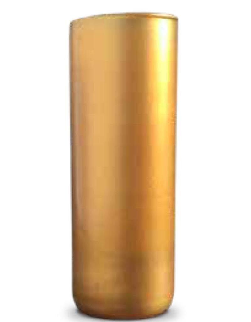 Mixture 2 oz Gold Votive Candle