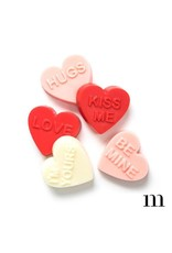 Mixture Candy Heart Soap