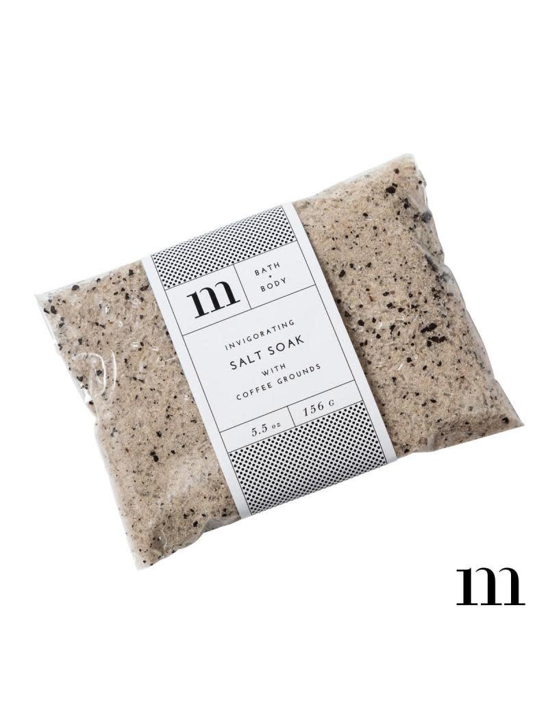 Mixture Coffee Salt Soak Envelope