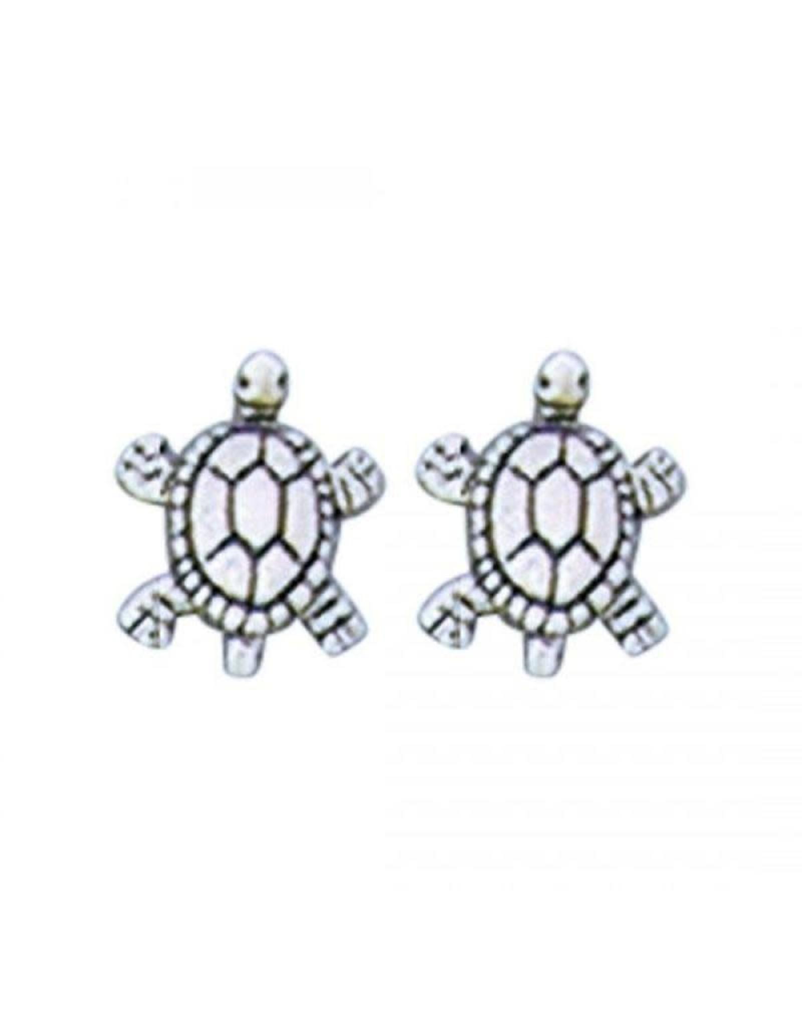 Turtle Stud Earring
