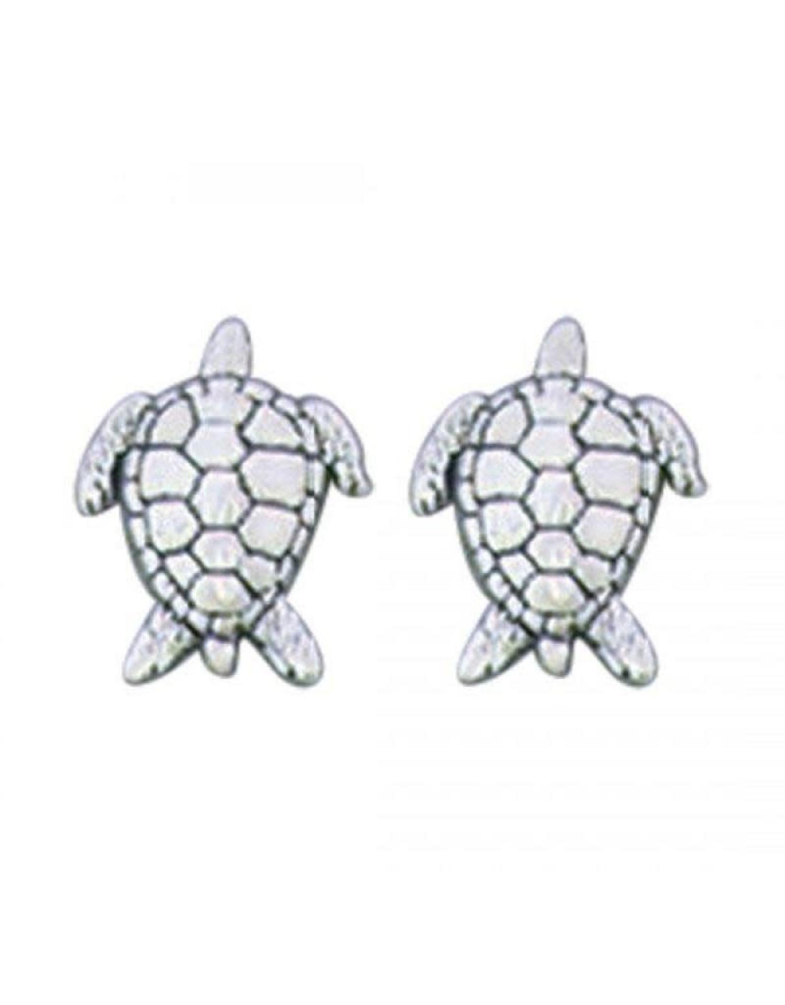 Sea Turtle Stud Earring