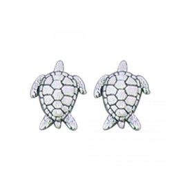 Sea Turtle Stud Earring