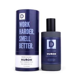 Duke Cannon Supply Co Liquid Proper Cologne Huron