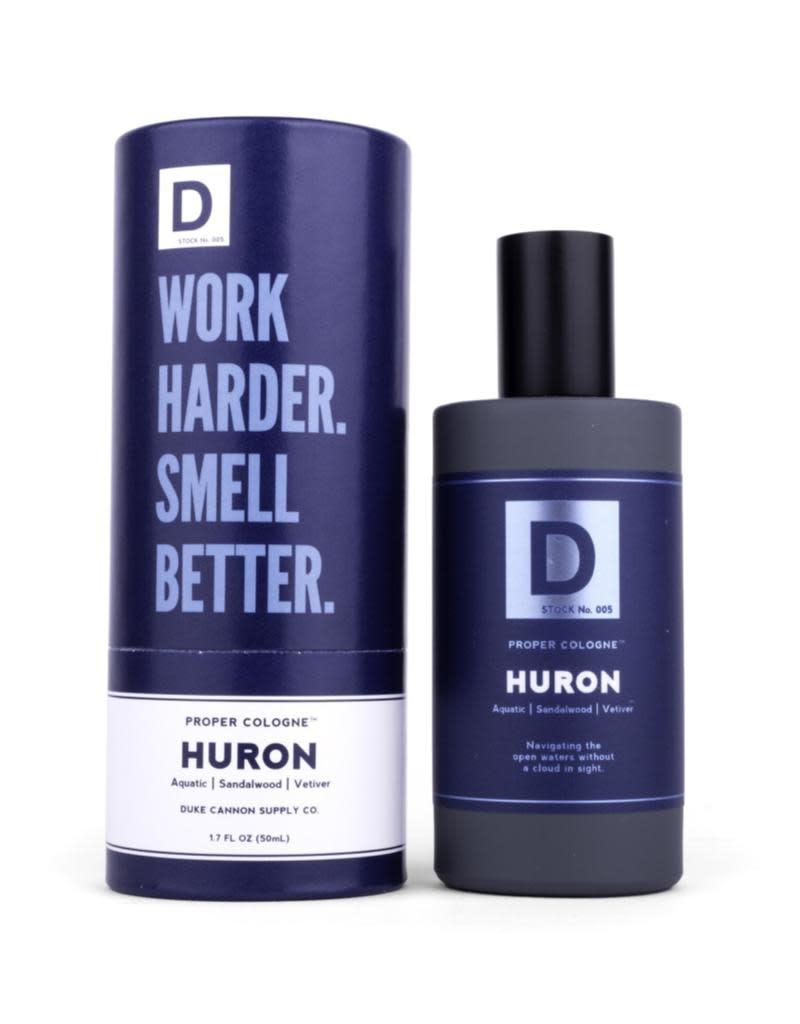 Duke Cannon Supply Co Liquid Proper Cologne Huron