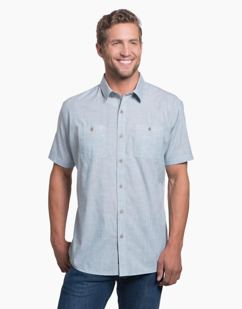 KUHL Men's Karib Short Sleeve Shirt