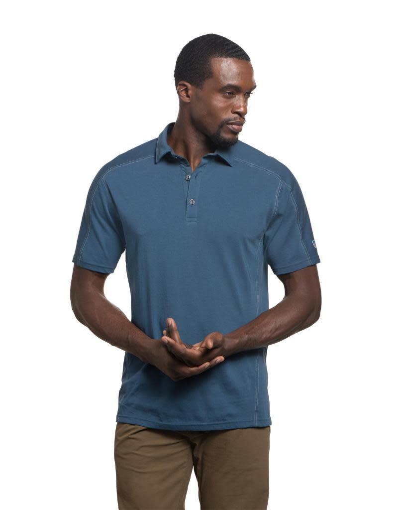 KUHL Men's Wayfarer Short Sleeve Polo