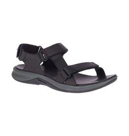 Merrell Women's Tideriser Luna Convert Leather Sandal