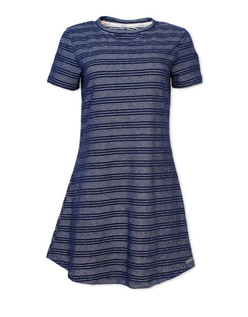 Purnell Women's Cap Sleeve Knit Dress