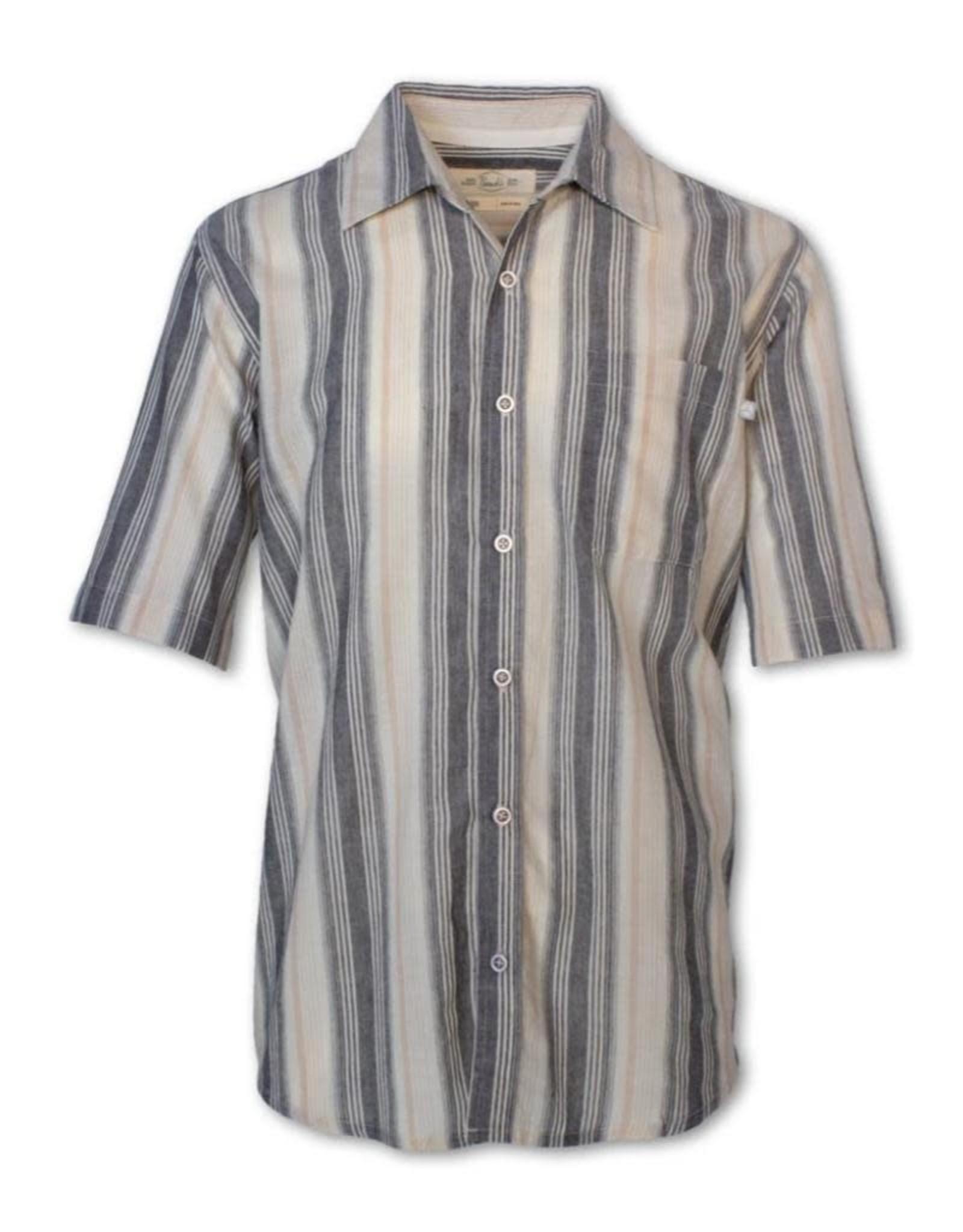 Purnell Men's Vintage Madras Shirt