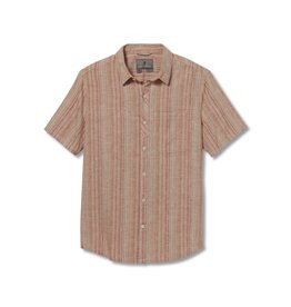 Royal Robbins Men's Hempline Vertical Short Sleeve Shirt