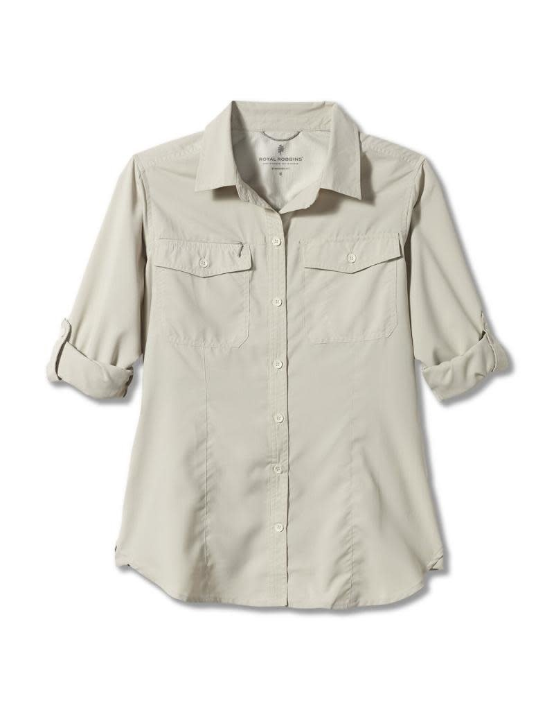 Royal Robbins Women's Expedition II Long Sleeve Shirt