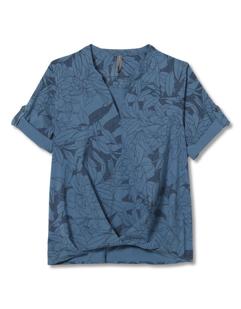 Royal Robbins Women's Spotless Traveler Short Sleeve Shirt