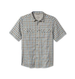 Royal Robbins Men's Travel Light Short Sleeve Shirt