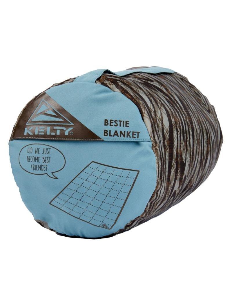 Kelty Bestie Blanket Trellis/Backcountry Plaid