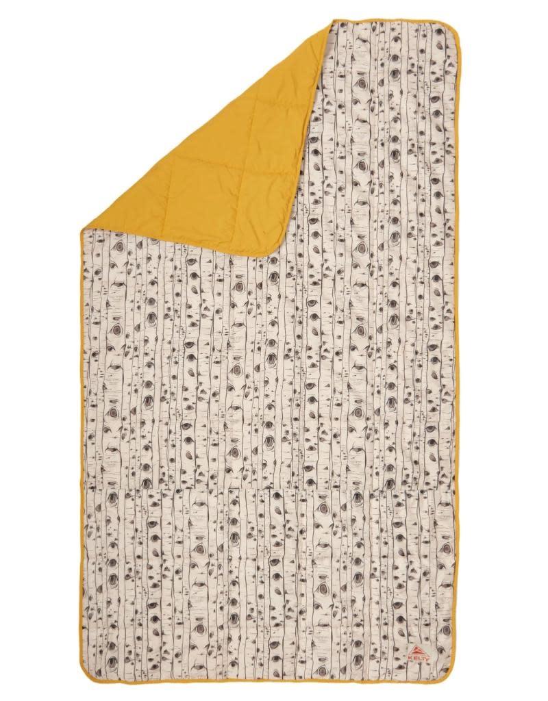 Kelty Bestie Blanket Sunflower/Aspen Eyes