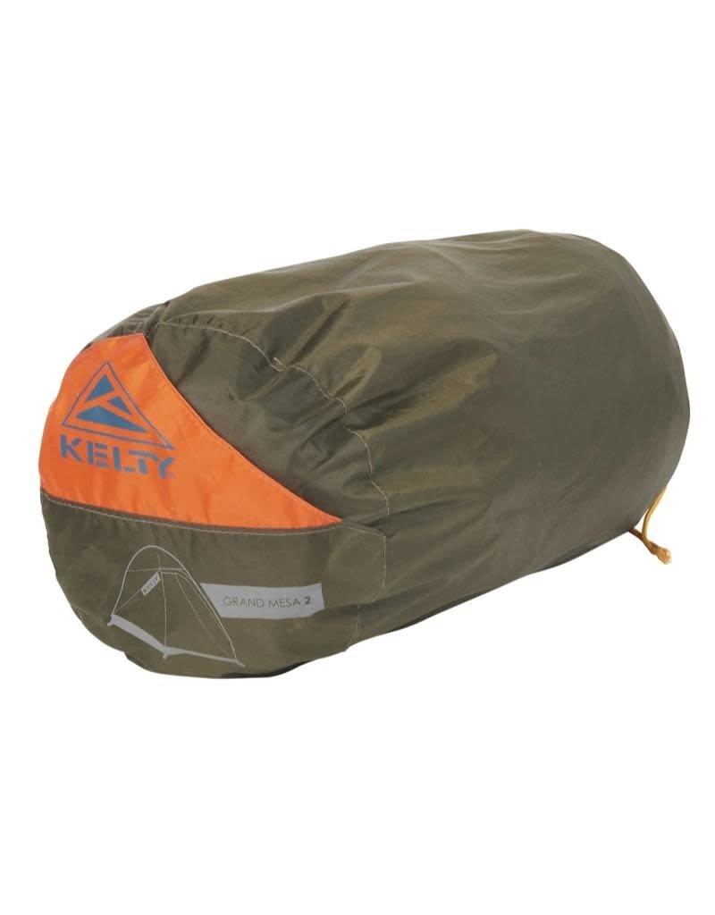 Kelty Grand Mesa Tent 2 Person Orange