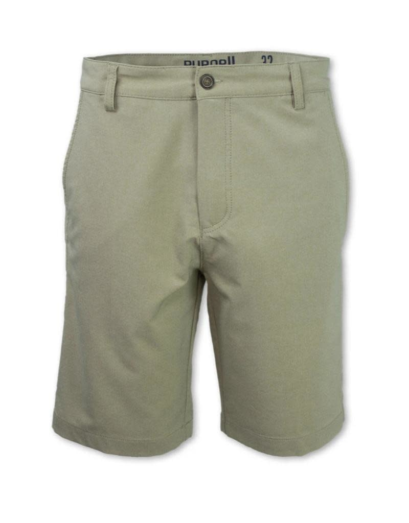 Purnell Men's Heathered Quick Dry Shorts