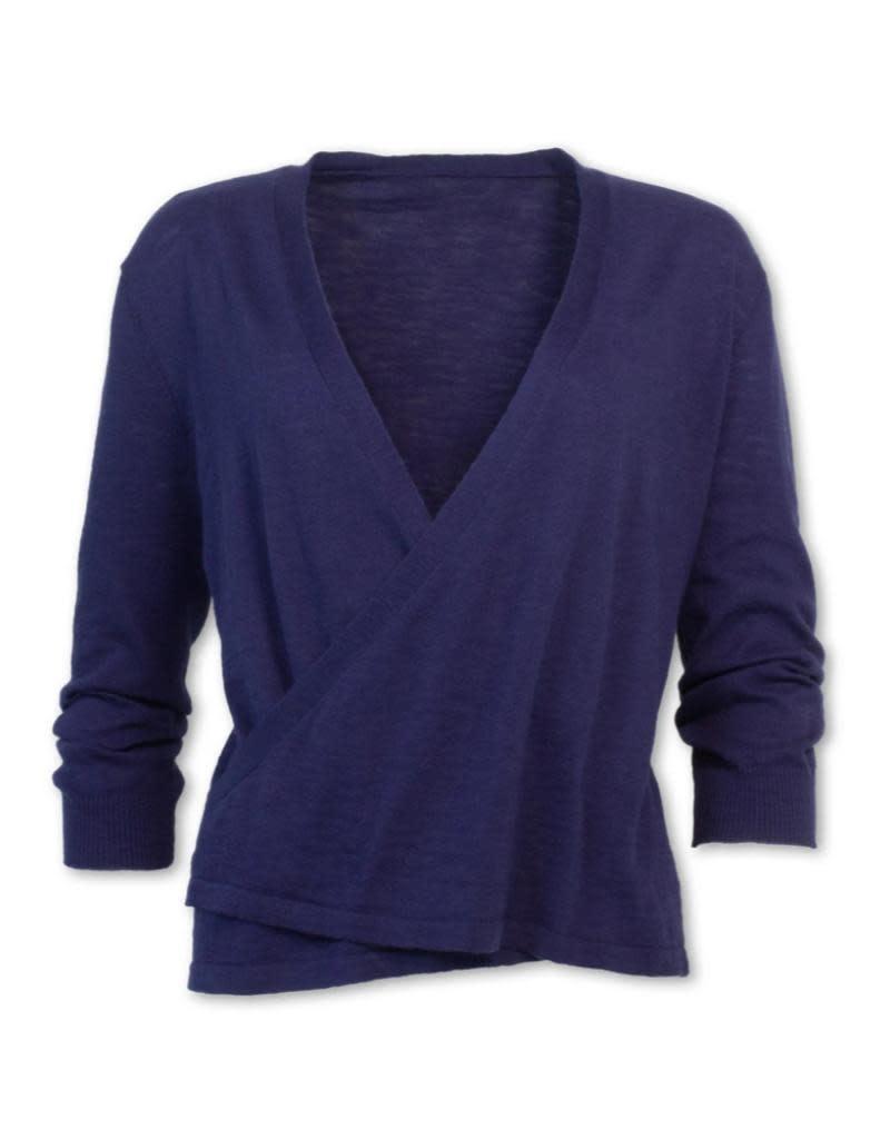 Purnell Women's Wrap Sweater