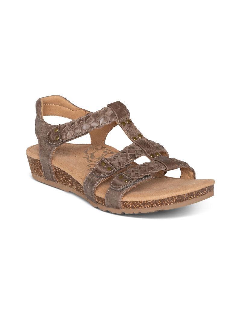 Aetrex Reese Gladiator Sandal